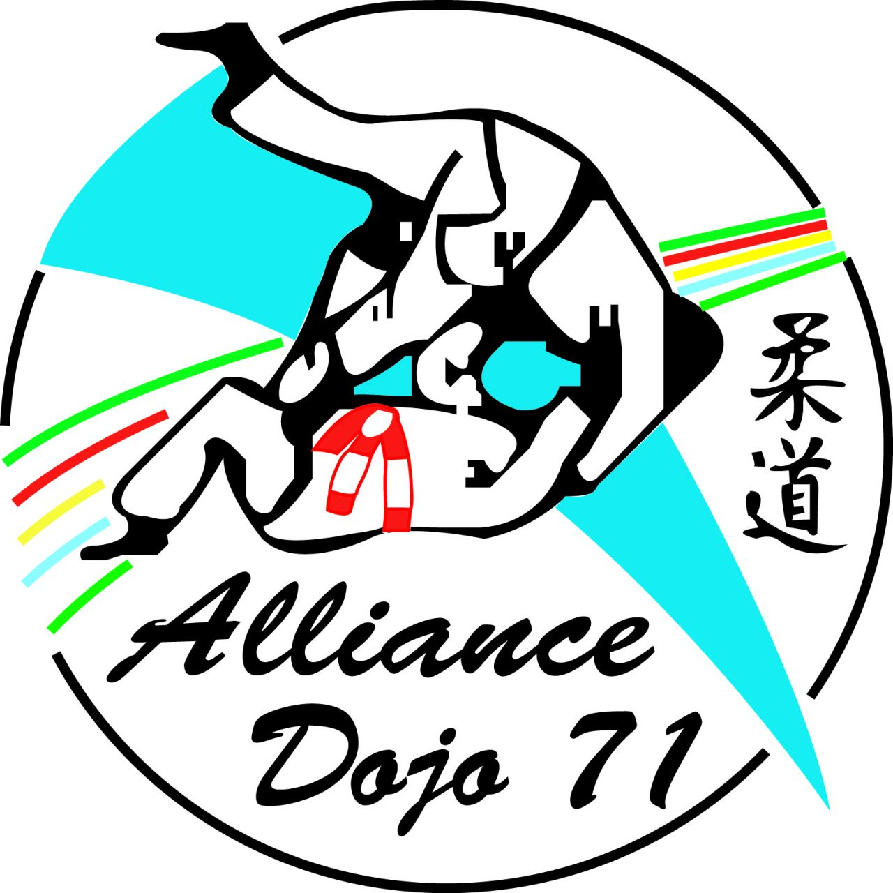 Logo ALLIANCE DOJO 71