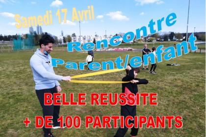 RENCONTRE PARENTS-ENFANTS DU 17 AVRIL
