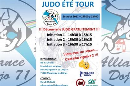 JUDO ETE TOUR 71 - 2021