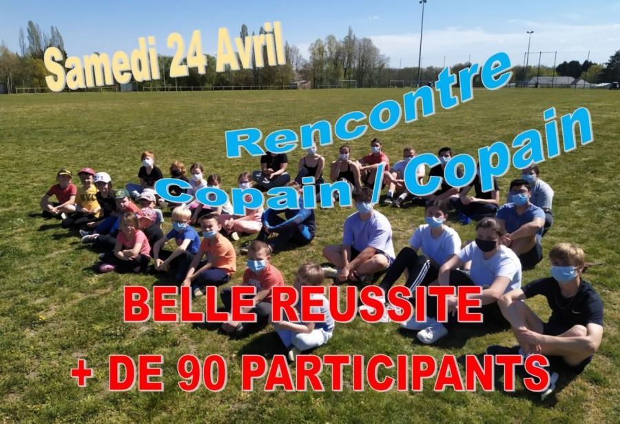 RENCONTRE COPAIN / COPAIN DU 24 AVRIL